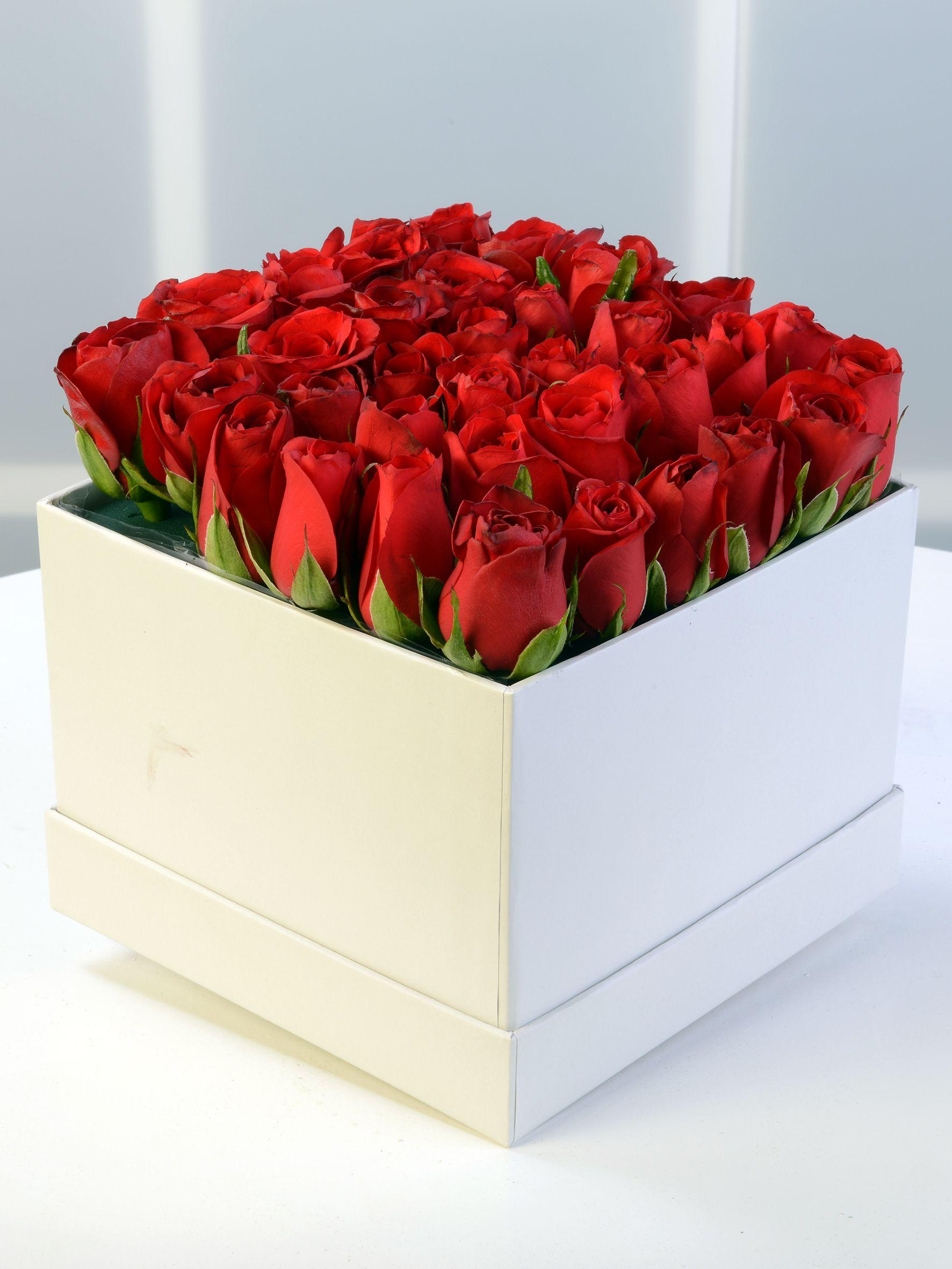 Kutuda Kırmızı Aşk