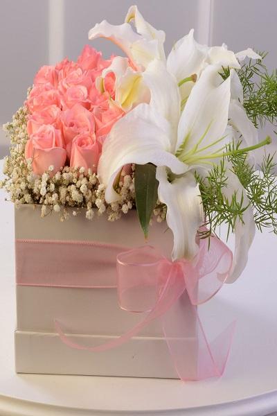 Pembe Güller ve Lilyum