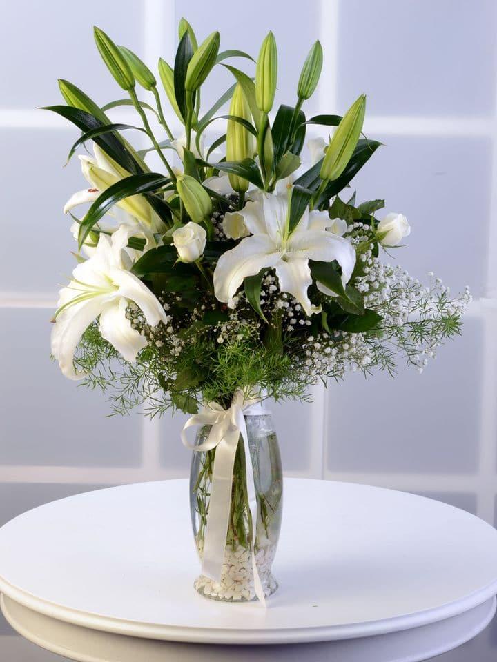 Beyaz Lilyumlar