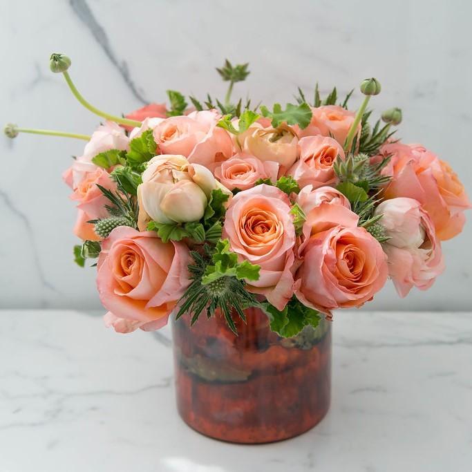 Turuncu Güller ve Aşk