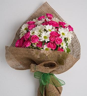 Çiçeklerle Huzur